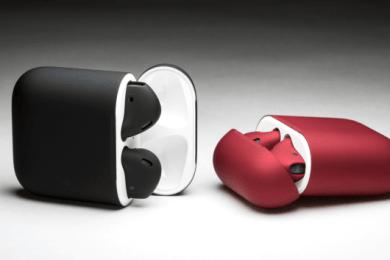 Customizing Apple Airpods