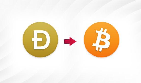 Exchange Rates for DOGE to BTC