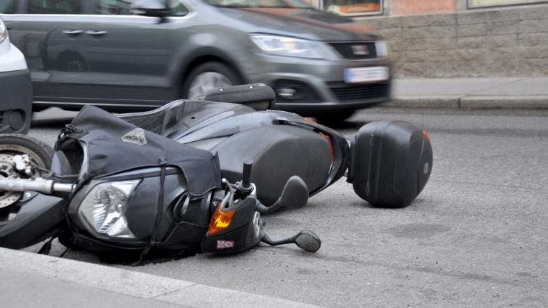 Motorcycle Accident Injury