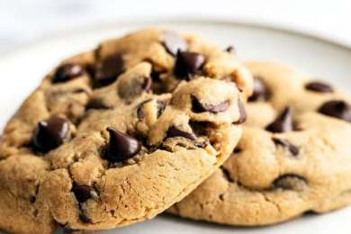 Chocolate Chip Cookies are a Natural Comfort Food