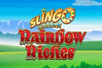 Play Slingo Rainbow Riches 1