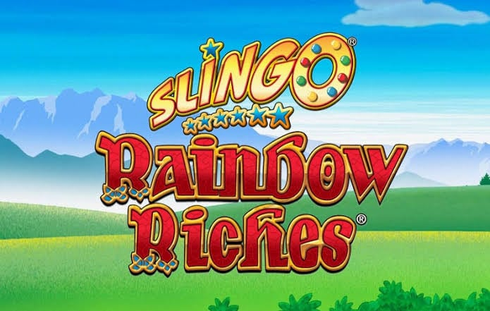 Play Slingo Rainbow Riches 2