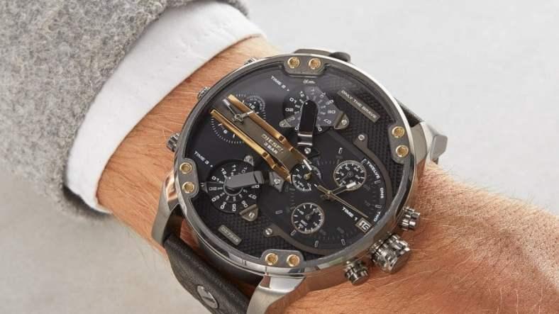 Diesel Timepiece