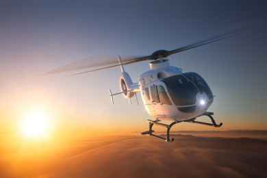 What to Expect for Your First Helicopter Tour