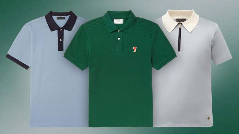 7 Cool Ways to Wear a Polo Shirt