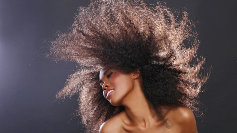 Curly Hair Health