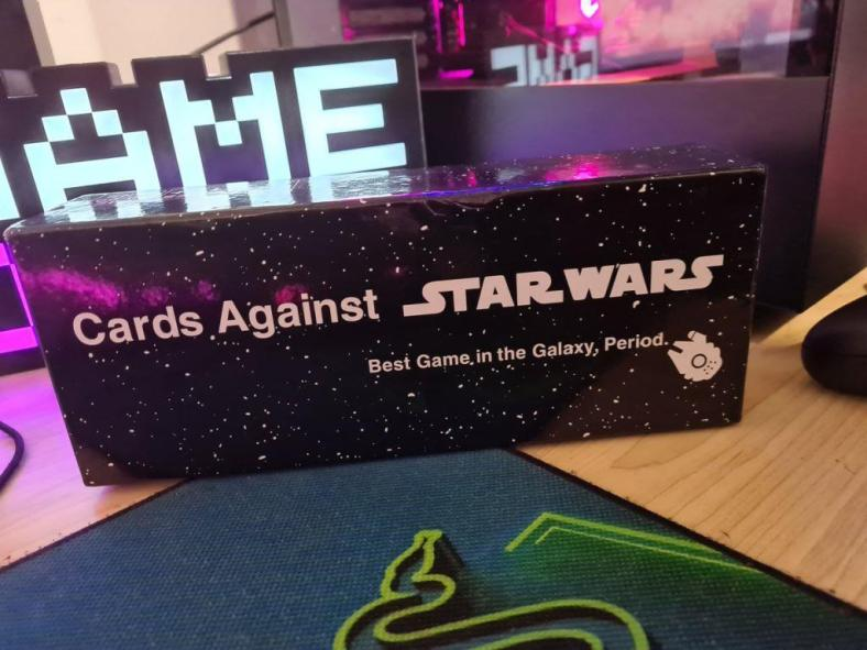 Cards Against Star Wars: Taking Star Wars Fans out of this World 1