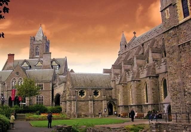 Dublin's Main Tourist Attractions