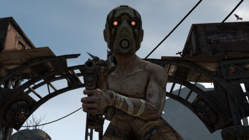 Screenshot BORDERLANDS: So nah mag ich es (Quelle: www.borderlandsthegame.com)