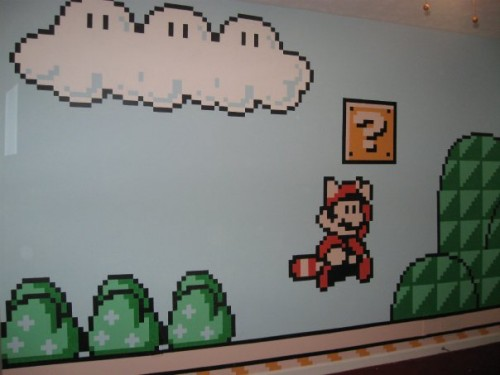 Cooles Kinderzimmer Im Super Mario Look