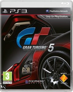 Gran Turismo 5: Packshot