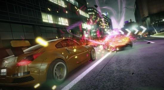 Screenshot BLUR (Quelle: http://www.blurgame.com)