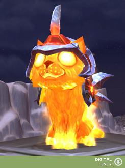 ZwOflash 18 Cinder Kitten