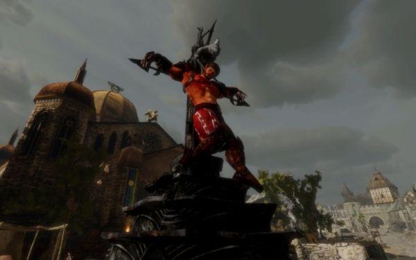 Zockwork Orange Demonicon Preview Hinrichtung