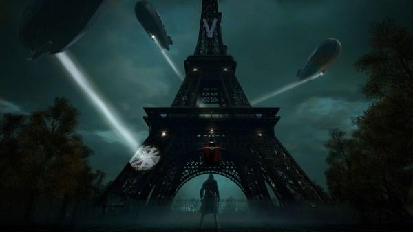 Assassins Creed Unity: Eiffelturm
