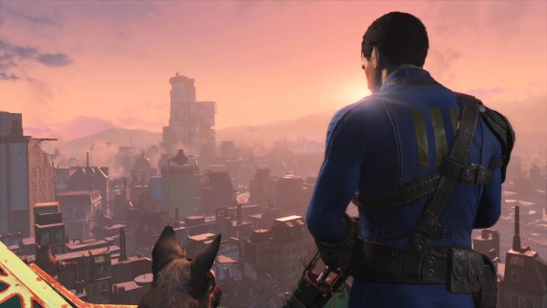 Fallout4 E3 City Vista
