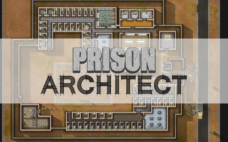 Prison Architect 1