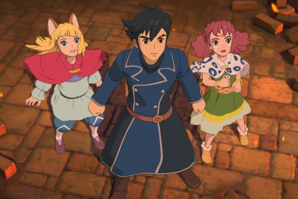 Screenshot: Ni No Kuni: Revenant Kingdom - PS4