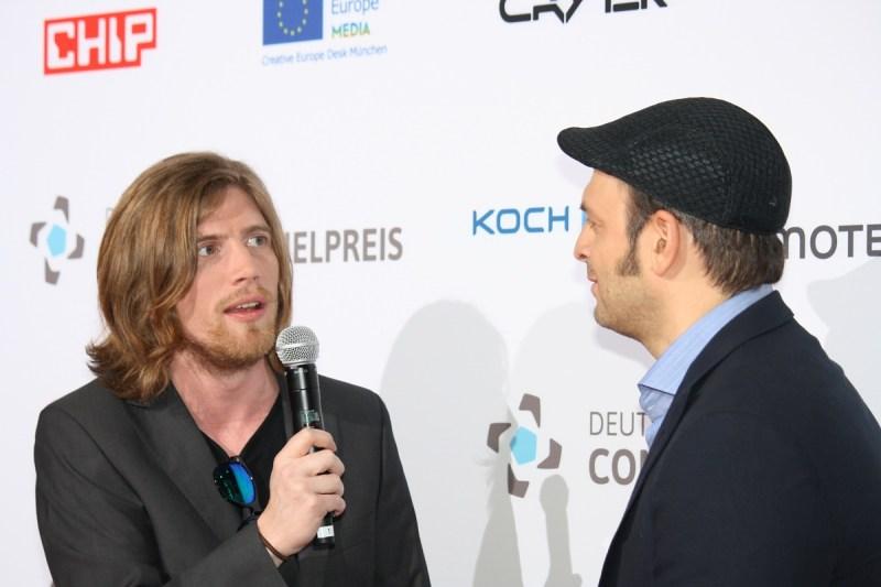 Sarazar im Gespräch mit Kaya Yanar