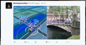 Düsseldorf_Giradet_Brücke_Pokemon_go