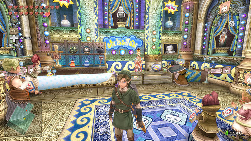 Wii U Zelda Twilight Princess