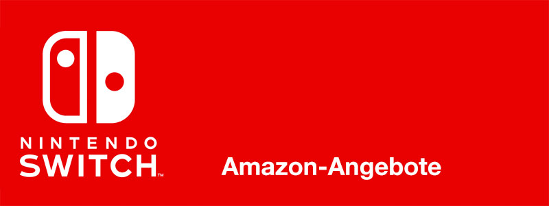 Nintendo Switch Amazon Angebote - Amazon-Partnerlink