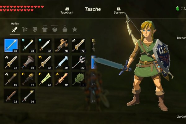 Breath of the Wild: Gewand der Wildnis