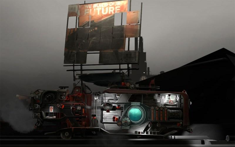 FAR: Lone Sails - Screenshot