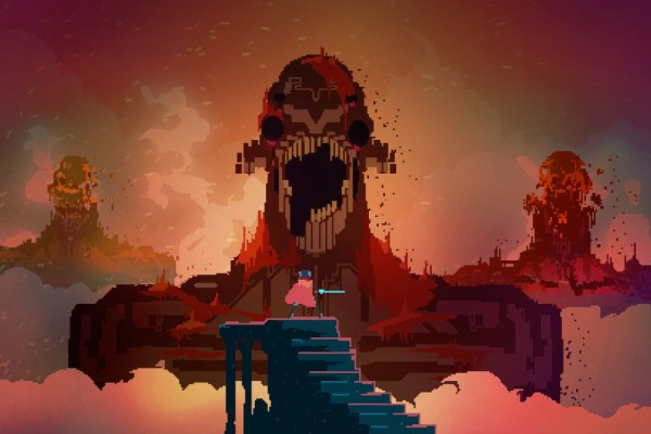 Hyper Light Drifter Screenshot 01