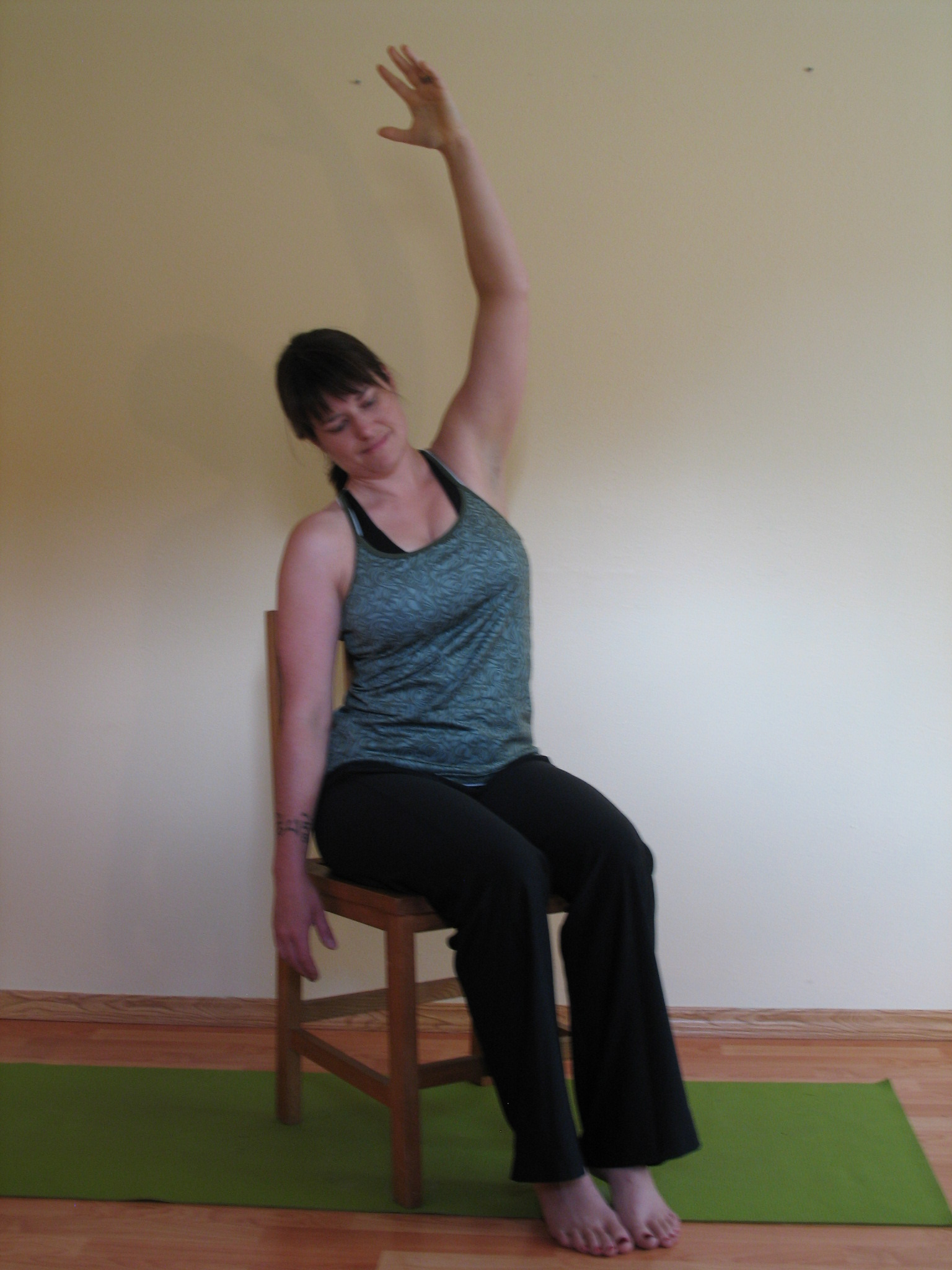 Chair Yoga  Zodhana Yoga