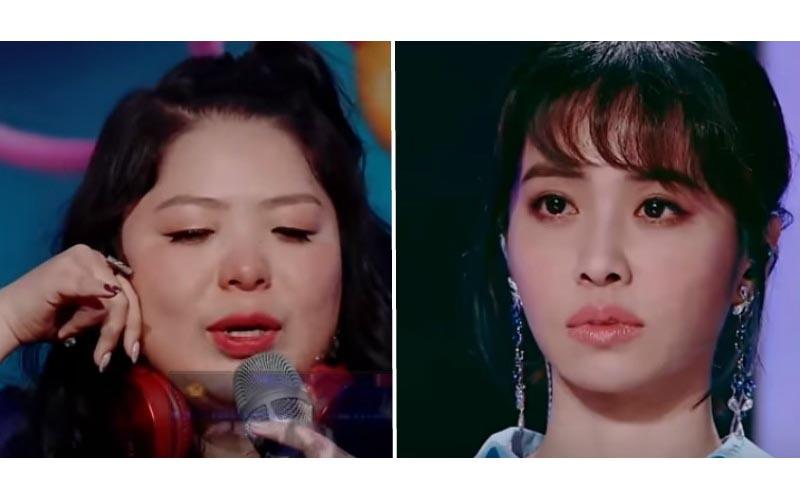 女粉絲神改編《幸福路上》一開口就惹哭蔡依林 唱到心坎「兩人最後大合唱」太感人