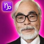 hayao miyazaki zodiac sign