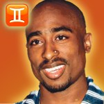 Tupac Shakur zodiac sign