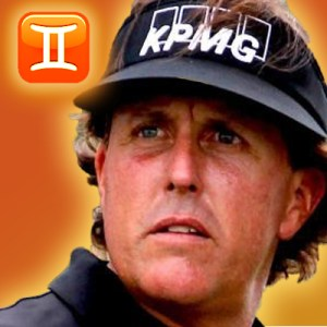 Phil Mickelson zodiac sign