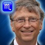 bill gates zodiac sign