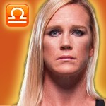 holly holm zodiac sign