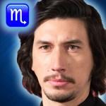 adam driver zodiac sign