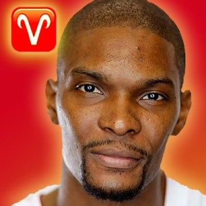 chris bosh zodiac sign