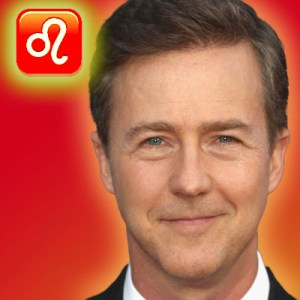 edward norton zodiac sign
