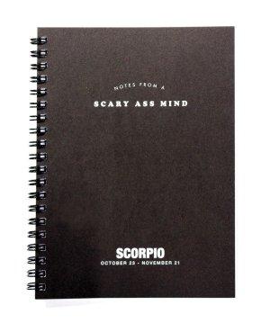Scorpio Journal