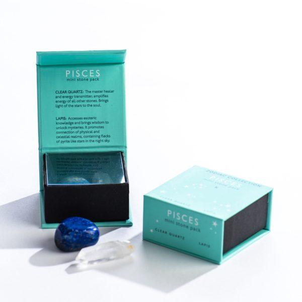 Pisces Zodiac Mini Gemstone Pack