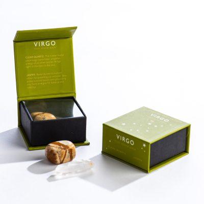 Virgo Zodiac Mini Gemstone Pack