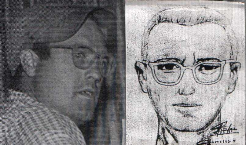 Zodiac Killer Composite