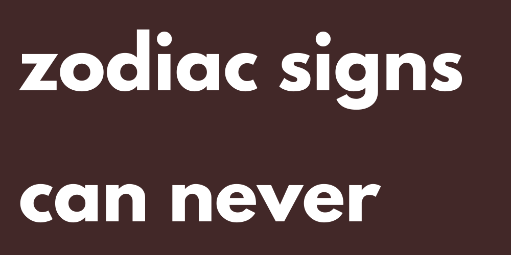 These 3 zodiac signs can never shut up