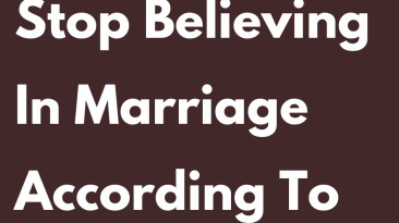 Why Did You Stop Believing In Marriage According To Your Sign