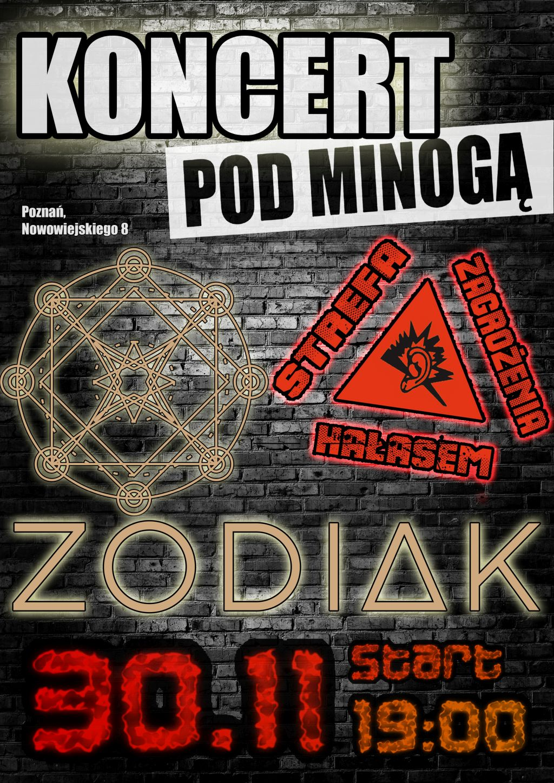 Zodiak i SZH Pod Minogą 30.11.20016