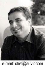 Suvir Saran