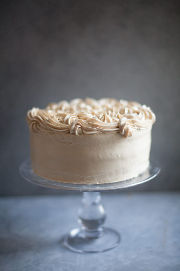 chocolate Peanut Butter Cake | photo by Zoë François
