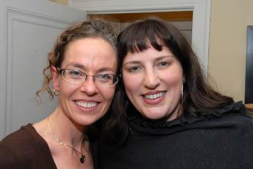Zoe and Michelle