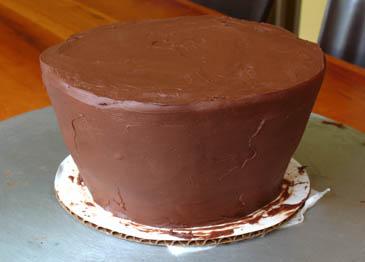 Chocolate Cake   ZoëBakes   Photo by Zoë François